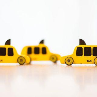 乗合タクシー(デマンドタクシー)